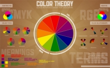 Color theory by Paper Leaf